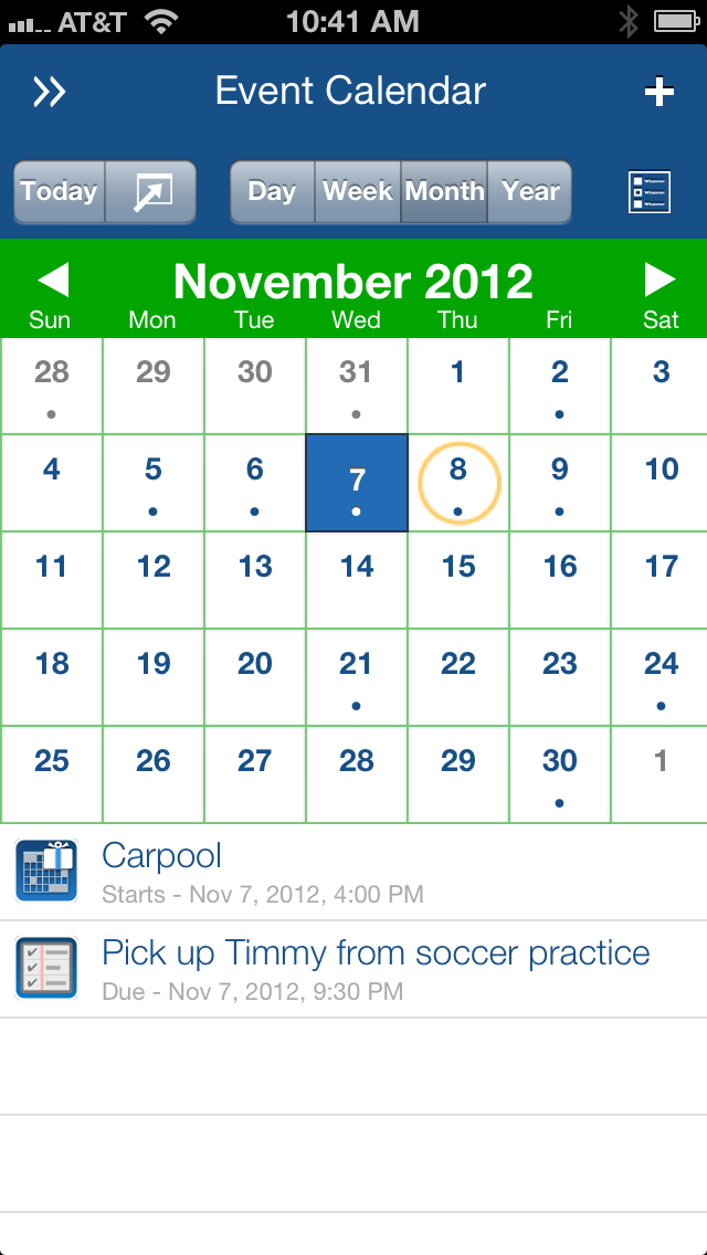 LifeTopix_Event_Calendar