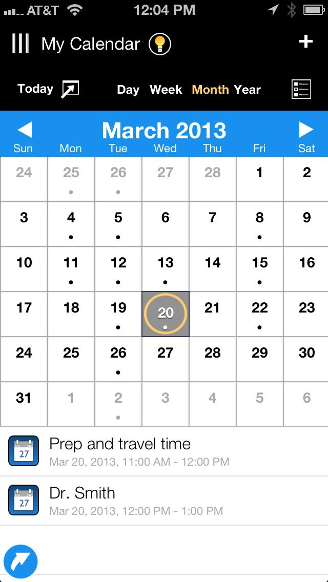LifeTopix Calendar ADHD