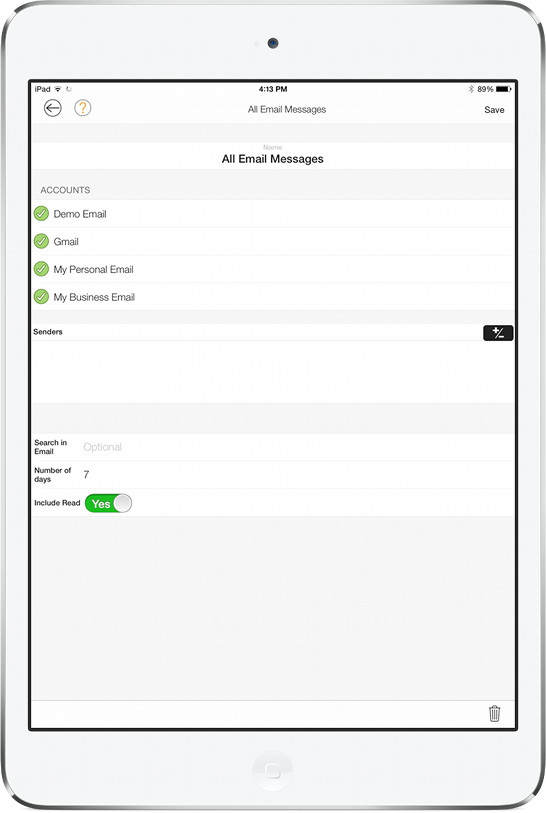 LightArrow Unified Inbox
