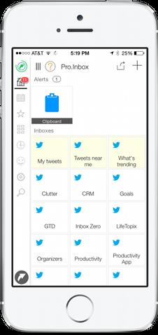 Pro.Inbox App