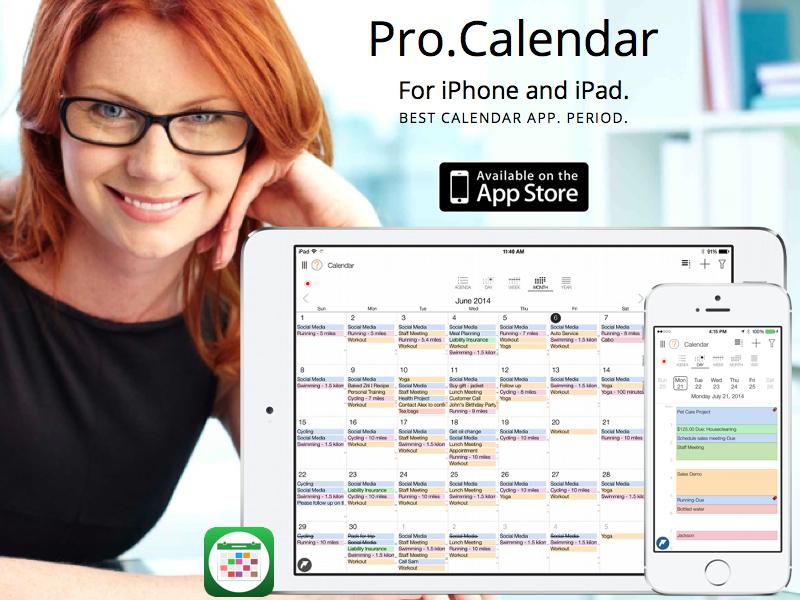 Pro.Calendar Best Calendar App
