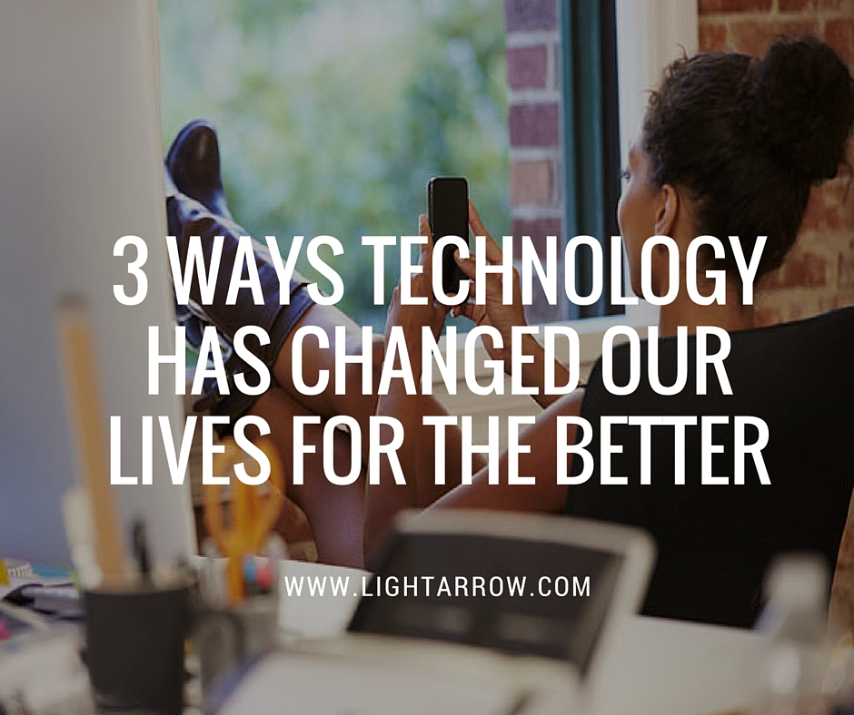 10 ways tech has changed our